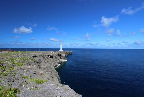 沖縄の岬感