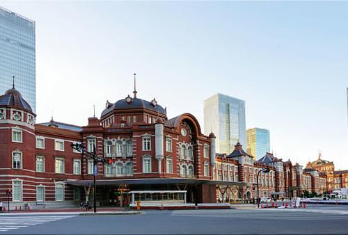 お金はないけど時間はある!東京駅ぐるり旅。
