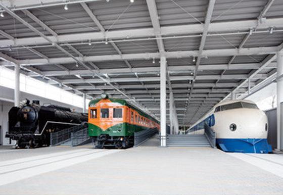 【立ち寄りスポット】鉄道博物館