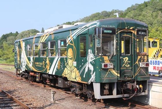 信楽焼鉄道