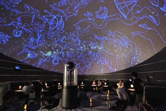 PLANETARIUM Starry Cafe