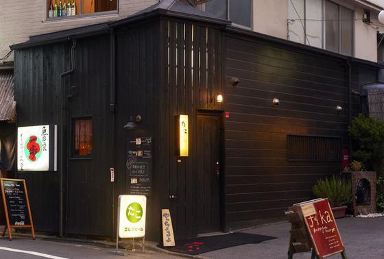 海南鶏飯食堂2の対面