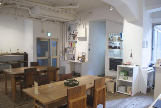 202 馬喰町ART+EAT / ギャラリー+カフェ