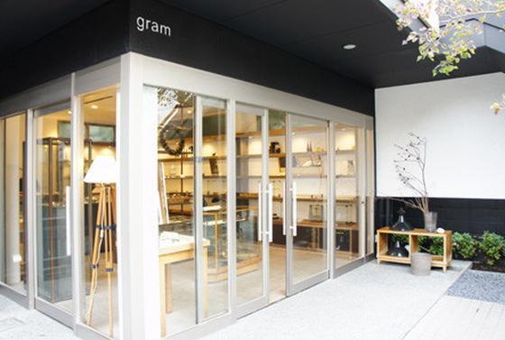 gram 手作りアクセブランド
