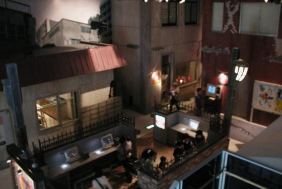 建物で火事が…避難の仕方