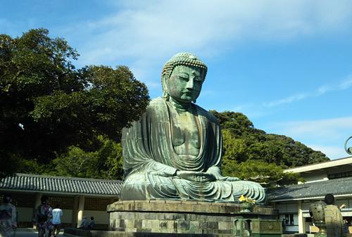 鎌倉の大仏さんに会いに行こう