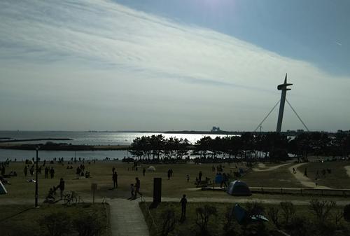 か~さい かさい 葛西臨海公園で楽しむ休日のひととき