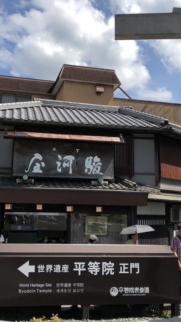 駿河屋 京阪宇治駅前