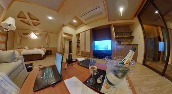 神仙 部屋 360度写真④