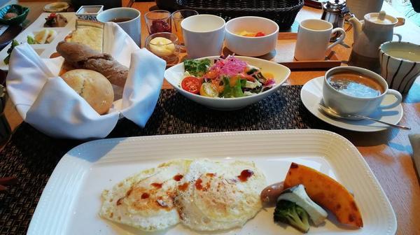 朝食は和洋選択制
