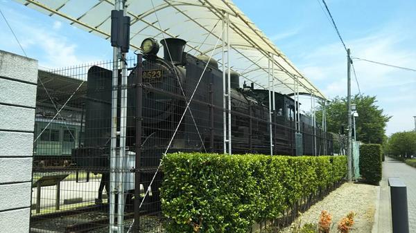 8620形蒸気機関車