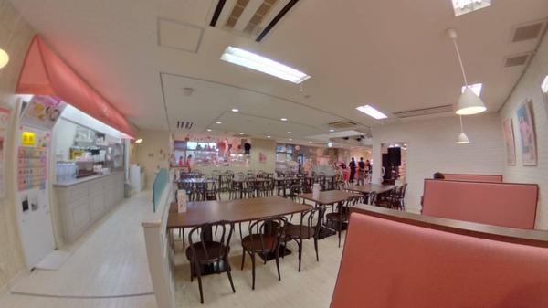 岩下の新生姜ミュージアム フードコート 360°写真