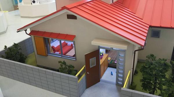 のび太の家