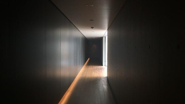 内部回廊にグッとくる