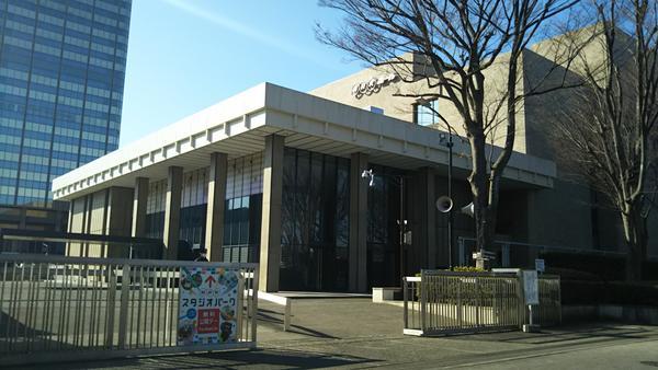 NHKホール初の紅白歌合戦