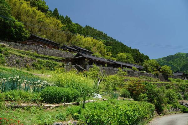 十根川重要伝統的建造物群