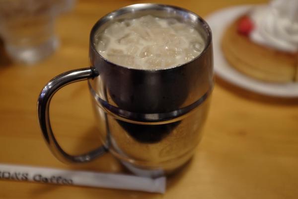 アイスミルクコーヒー