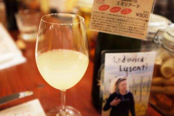 微発泡白ワイン
