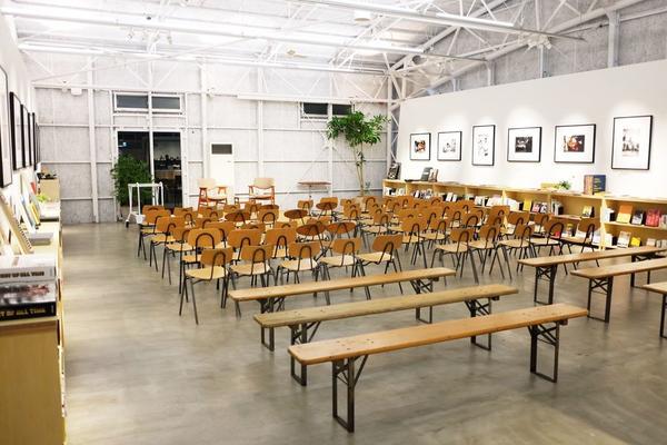 2階イベントスペース