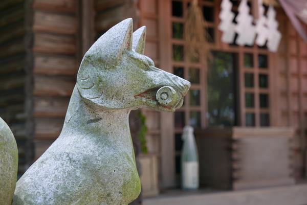 本来の稲荷神社