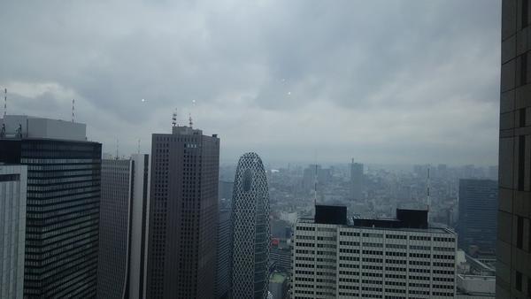 東京都庁展望室の写真・動画_image_121877