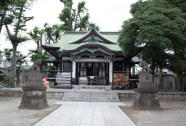 香取神社(亀有)の写真・動画_image_156458