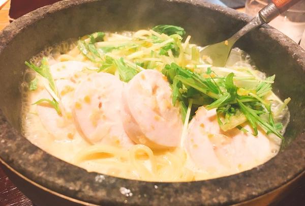 石焼パスタ kiteretsu食堂の写真・動画_image_166295