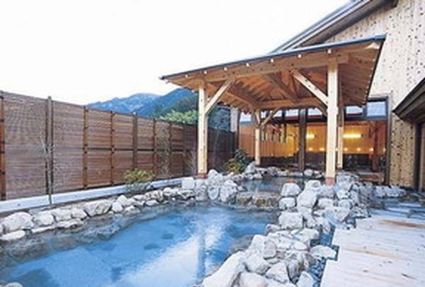 付知峡倉屋温泉 おんぽいの湯の写真・動画_image_180289