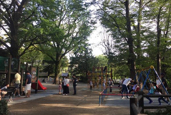有栖川宮記念公園の写真・動画_image_223113