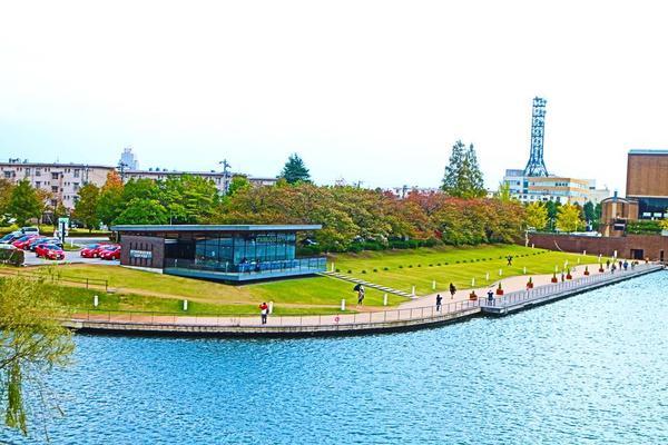 スターバックスコーヒー 富山環水公園店(STARBUCKS COFFEE)の写真・動画_image_235835