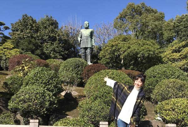 西郷隆盛銅像の写真・動画_image_249386