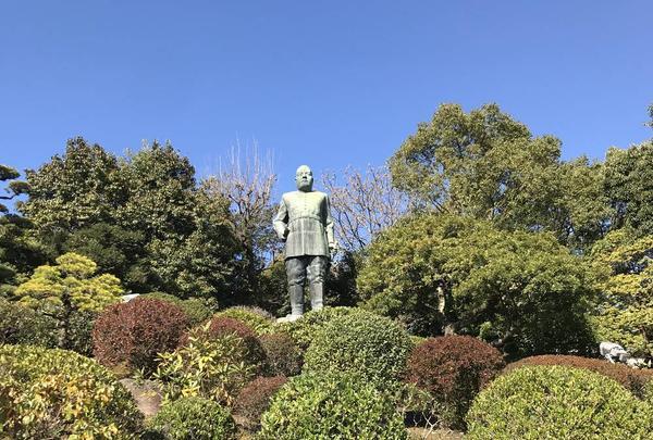 西郷隆盛銅像の写真・動画_image_249387