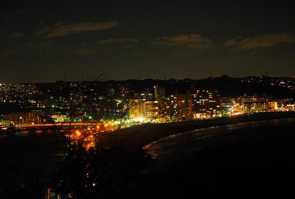 江ノ島は夜景も最高