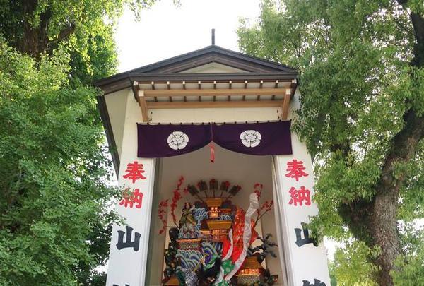 櫛田神社の写真・動画_image_277078