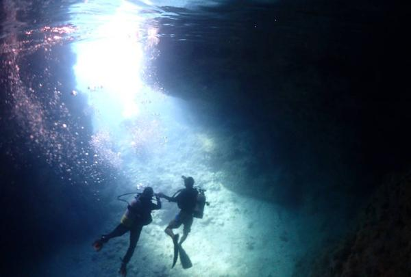 青の洞窟の写真・動画_image_310350