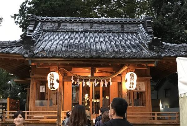川越熊野神社の写真・動画_image_321381