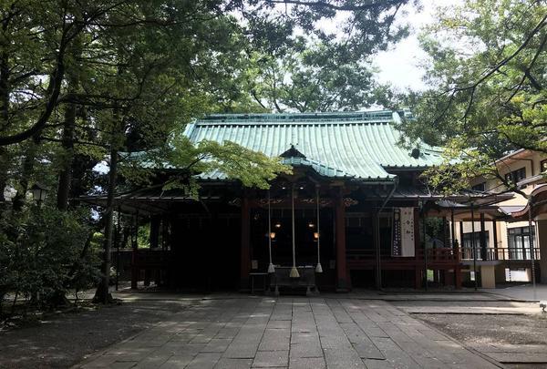 赤坂氷川神社の写真・動画_image_330999