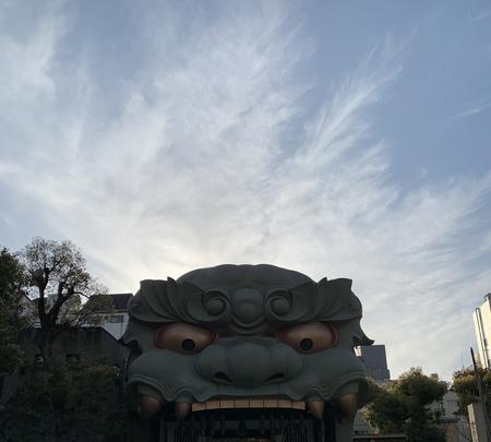 難波八阪神社の写真・動画_image_353054