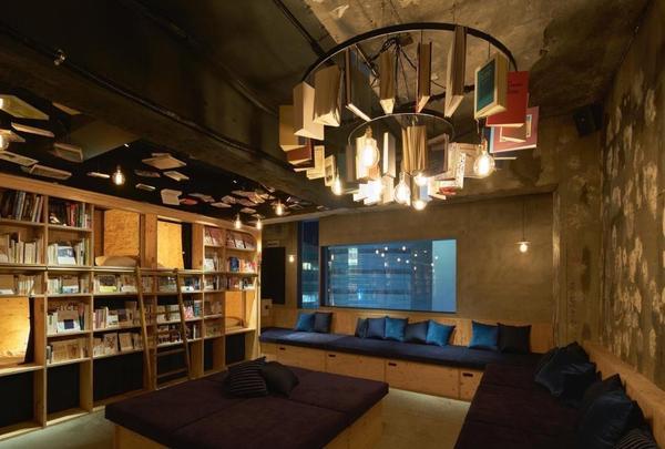 泊まれる本屋 BOOK AND BED TOKYO 池袋店の写真・動画_image_358982