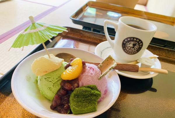 イクスカフェ 嵐山本店 (eX cafe)の写真・動画_image_361281