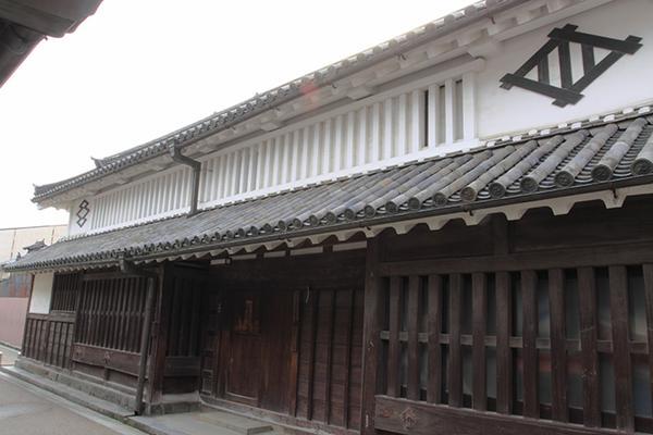 今井町の町並みの写真・動画_image_372564