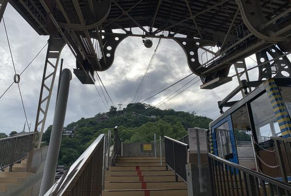 千光寺山ロープウェイの写真・動画_image_381815