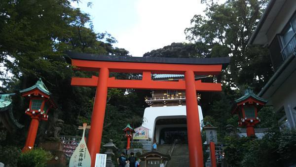 江島神社の写真・動画_image_385368