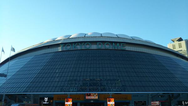 東京ドームの写真・動画_image_394647