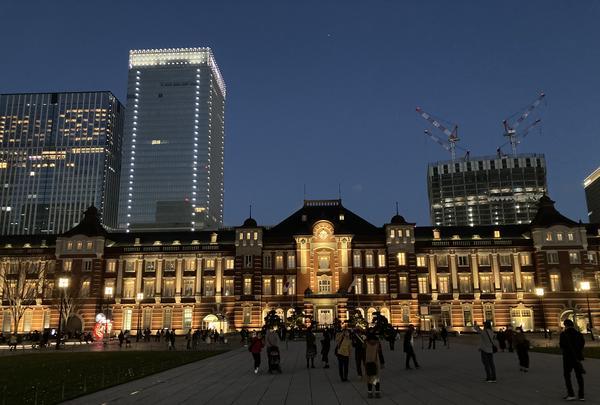 東京駅の写真・動画_image_400067