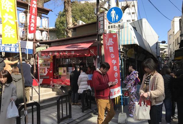 櫛田神社の写真・動画_image_410237