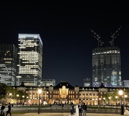 東京駅の写真・動画_image_423237