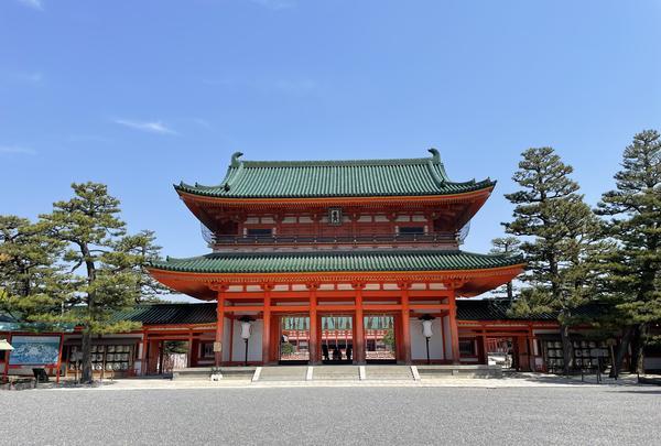 平安神宮の写真・動画_image_425011