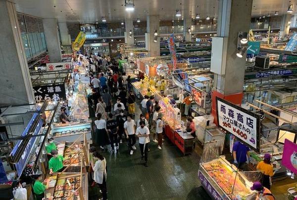 唐戸市場の写真・動画_image_456280