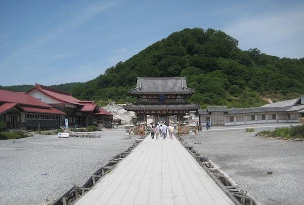 寺名は菩提寺。霊場です。